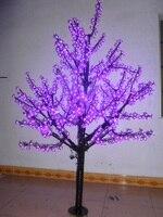 Precio Navidad Año Nuevo Decoración LED Cerezo flor árbol 1024 piezas Rosa bombillas LED 1 8