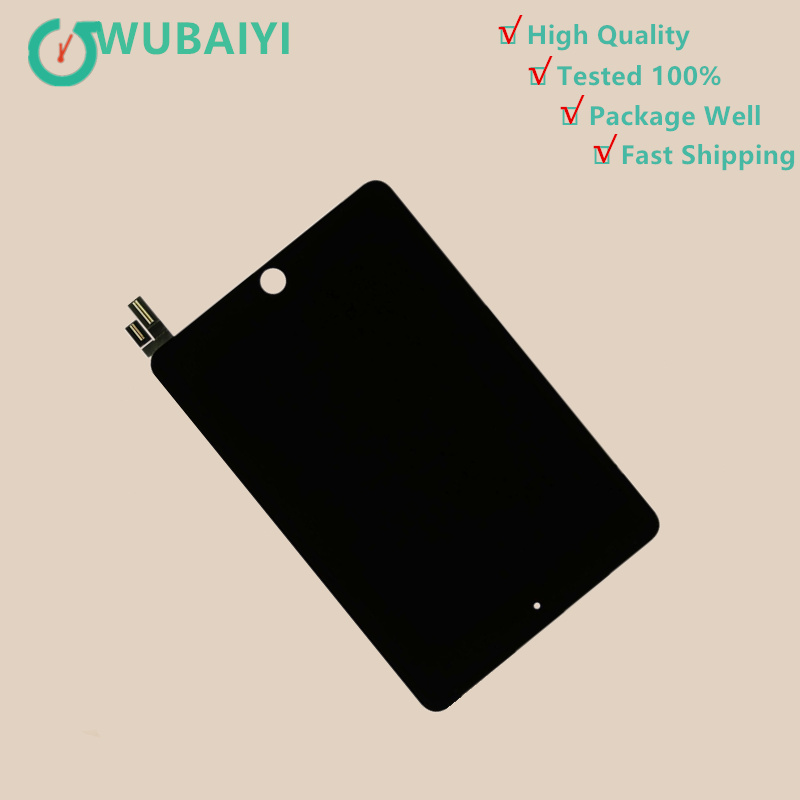 цена на 7.9 for ipad Mini 4 LCD Screen for iPad mini4 A1538 A1550 LCD display+Touch Screen Assembly