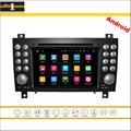Android carro Multimídia Para Mercedes Benz SLK R171 2004 ~ 2011-Stereo Radio Audio CD DVD Player GPS de Navegação sistema