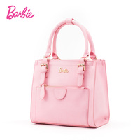 Barbie 2017 Popular Women Handbag Fashionable Modern Bag Sweet Bags Female Bag With Reasonable Space Design
