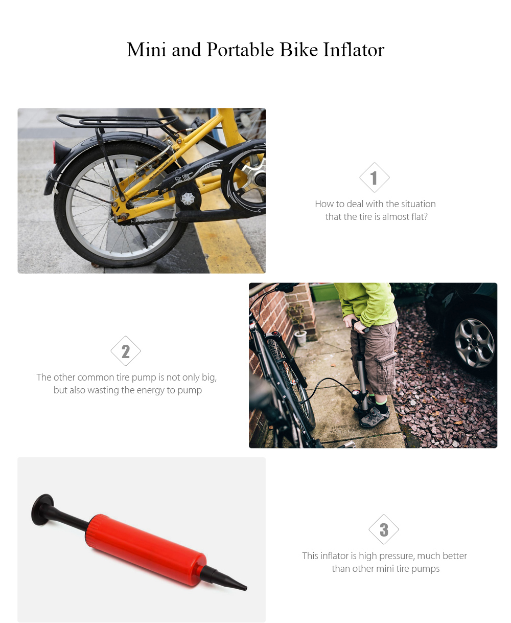 SAHOO Aluminiumlegierung Fahrrad Luftdruck Pumpe Mountainbike ...
