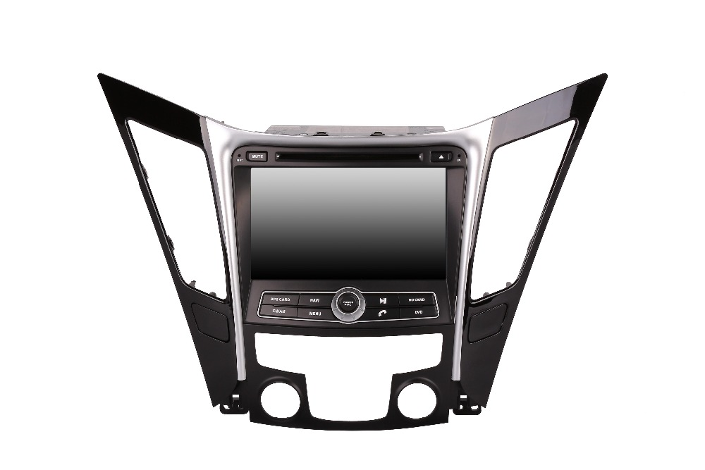 Perfect Android 6.0 8 inch CAR DVD Player gps navigation FOR Hyundai Sonata 8 YF I40 I45 I50 2011 2012 2013 2014 2015 radio 1