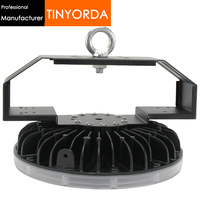 Tinyorda TID230 20Pcs 50W 60W 80W UFO High Bay Housing Heatsink UFO LED Grow Light Housing [Professional Manufacturer]
