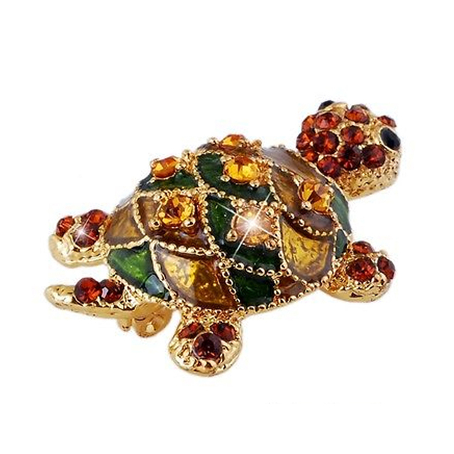 Fashion Tortoise Brooch Pin