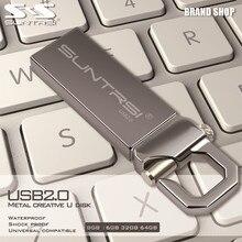 Suntrsi 128gb 64gb pen drive 32gb usb flash drive Waterproof 16gb 8gb 4gb