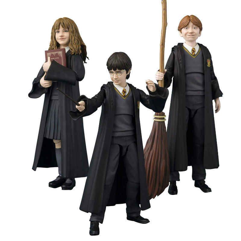 Hermione Granger Ron Weasley Action Figure toy for kids