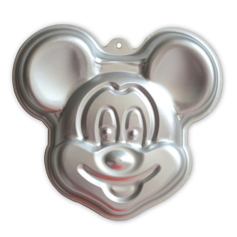 Mickey Mouse Cake Pan Decorations