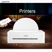 Черно белый лазерный принтер все в одной машине копирование сканирование Беспроводной Wi Fi Small Office A4 принт Resolution600 * 600 точек/дюйм LJ2208W