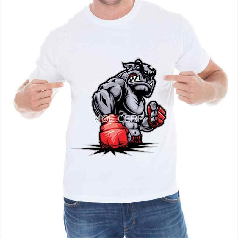 Estilo masculino design gráfico evolução camiseta topo mma t camisa muay thai ideal para streetwear 2-54 #