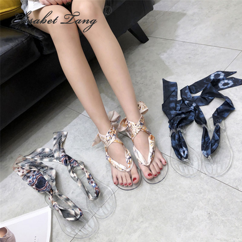 Fantasy-lilac Summer Bohemian Sandals Shoes Flexible Flat Shoes with Sunflower Flat Slippers Sandals for Women