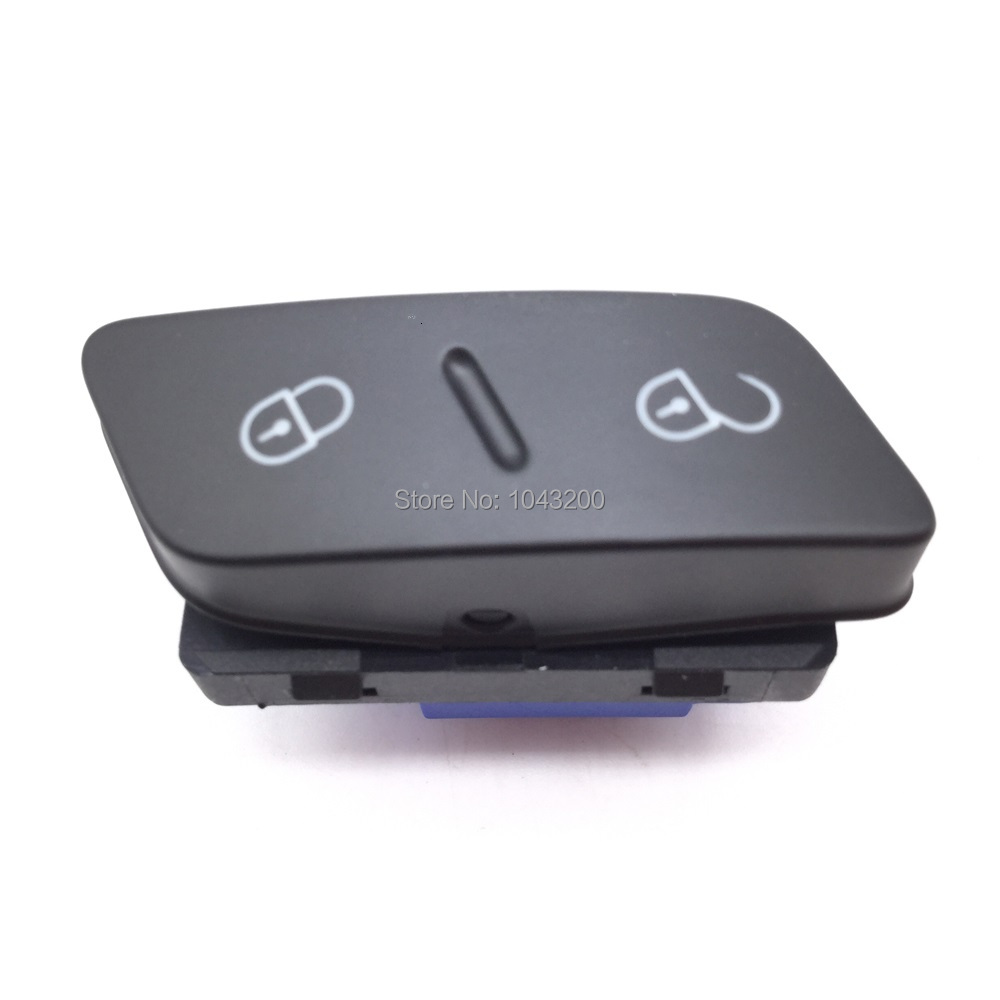 1K0962125 For VW Golf 5 Jetta Passat CC <font><b>Tiguan</b></font> Seat 1.6 1.8 Hybrid 1.9 SDI <font><b>1.4</b></font> <font><b>TSI</b></font> 2.0 TDI Central Locking Switch 1K0962125B image