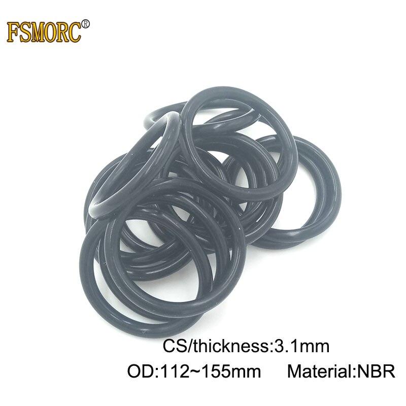 O-Ring 22,5 x 1,5 mm NBR 70 Dichtring