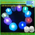 Cintilação Flicker Chama LED Tealight Velas Luz Da Bateria Decoração Do Casamento Do Natal da Festa de Aniversário, 12 pçs/lote