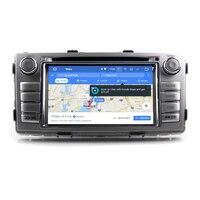 Для Toyota Hilux 2012 2013 2014 2015 Android 8,0 авто аксессуары Радио Стерео DVD gps навигация Мультимедиа медиа система