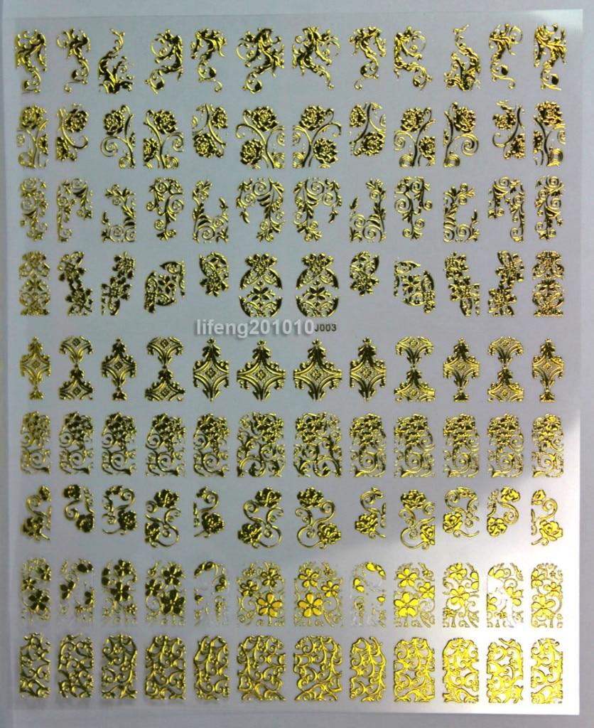 How To Use Nail Art Stickers Nailkart