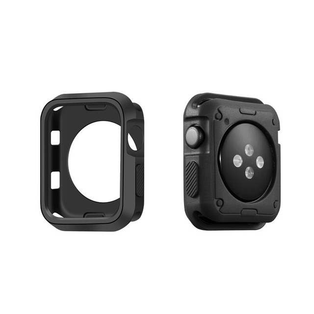 Soft TPU Case for Apple Watch 5