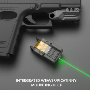 USB Rechargeable Green Laser S