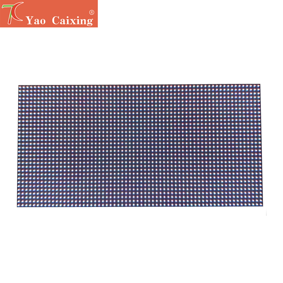 Indoor Full-color Module P5 Text Display SMD2121 40000Dot/sqm RGB Unit Board
