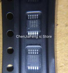50 шт./лот новый оригинальный CS4344-CZZR 344C MSOP10