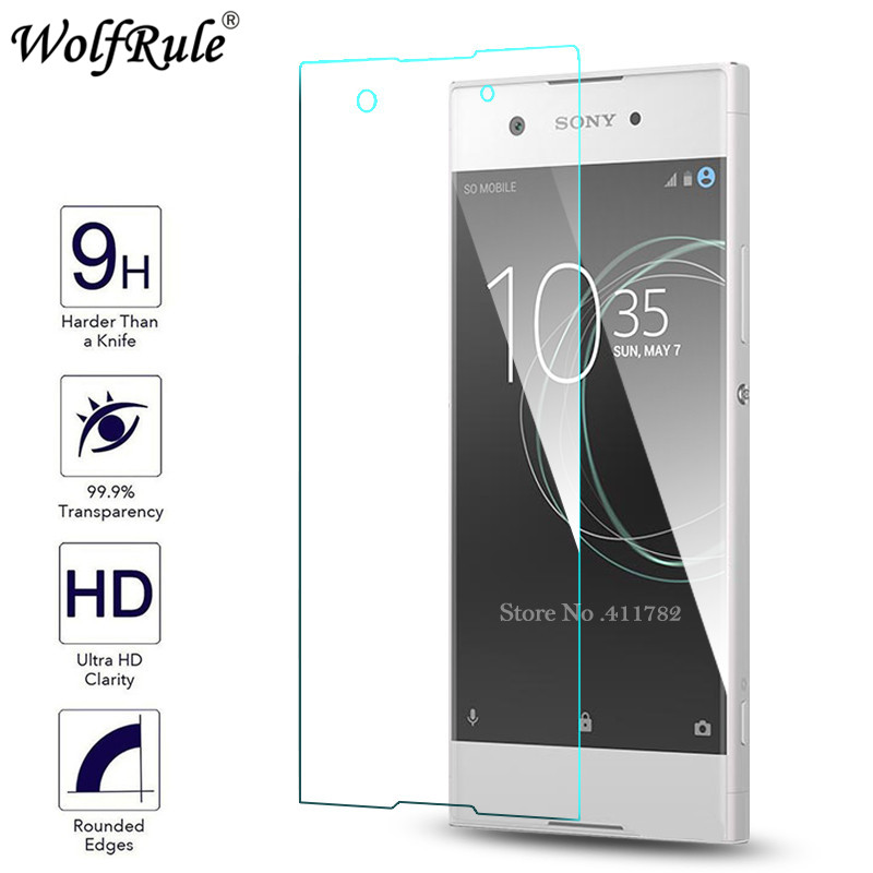 2pcs Glass For Sony Xperia Xa1 Screen Protector Tempered Glass Sfor Sony Xperia Xa1 Glass For Sony Xa1 G3112 G3116 Film Wolfrule Quality And Quantity Assured Cellphones & Telecommunications
