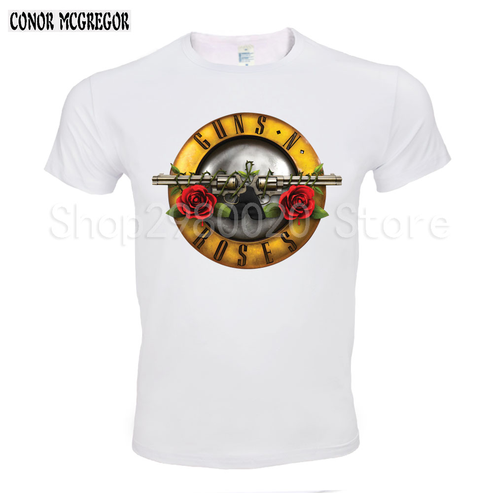 Men/Women Guns N Roses t shirt Fashion guns n roses Tshirts Summer Tops Tees T-shirt Men loose t-shirts Plus Size