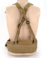 Tactic Belt Man Army Fans The Special Arms begin Nylon Outdoors Molle Convenient Type Of Waist Seal