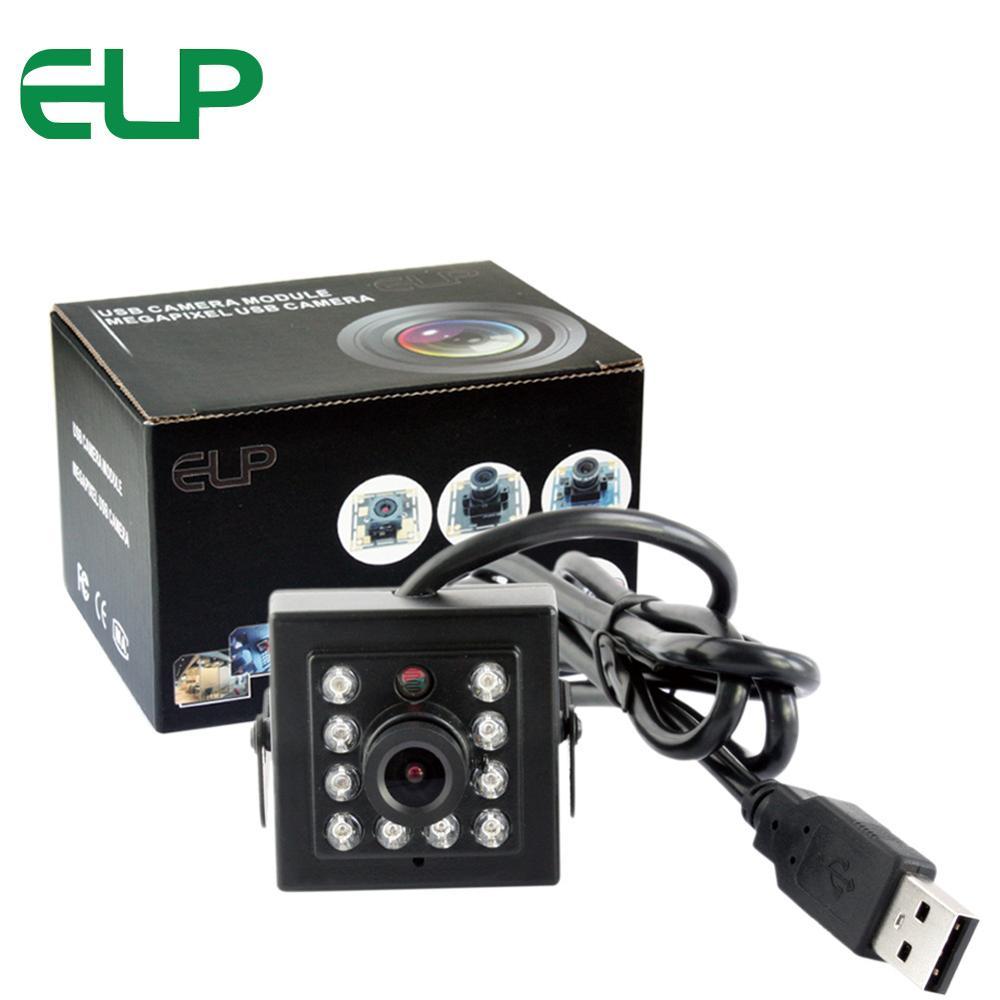 1.3MP 1280*960 Linux UVC Mini USB Camera Aptina AR0130 CMOS box 10PCS IR LEDS infrared usb camera Mini Surveillance camera