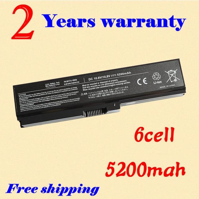 JIGU Батареи Ноутбука PA3817U-1BAS PA3817U-1BRS PA3818U-1BRS PABAS117 PABAS178 PABAS227 PABAS228 Для Toshiba Dynabook CX/45F
