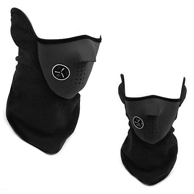 2018 New Anti-Dust Ski Cycling Masks Winter Outdoor Running Neck Warmer Bike Bicycle Riding Half Face Mask Head Scarf Bandana