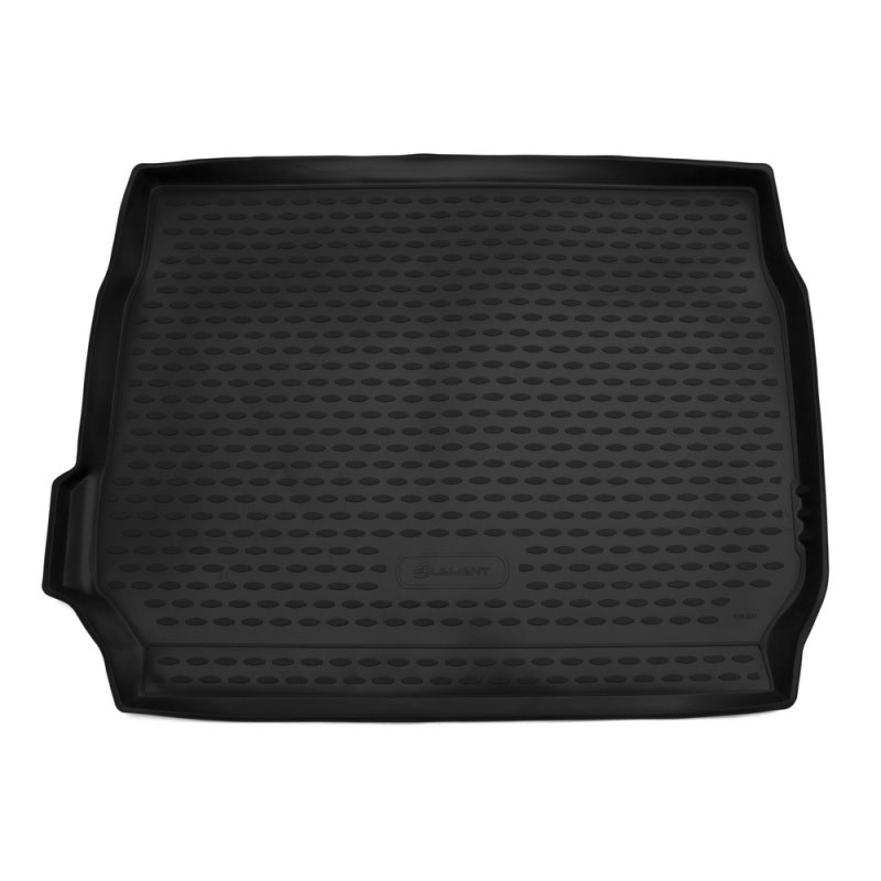 Fit For Peugeot 2008 2014 - 2018 Rear Trunk Liner Boot Cargo Mat Tray Floor Carpet Mud Kick Pad Protector 2014 2015 2016 rear trunk boot liner cargo floor mat floor carpet mud kick fit for mitsubishi outlander 2013 2017 2014 2015 2016