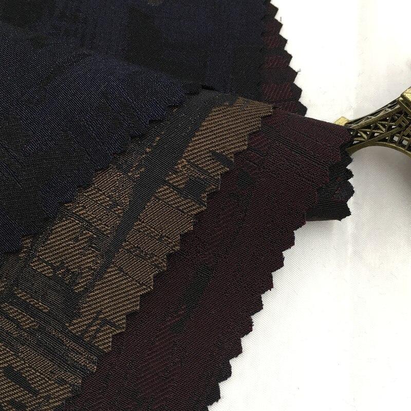 Outono e inverno roupas de lã tecido