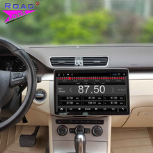 2 Din 6 12.8'' Car Radio Android 8.1 For Ford Kia Honda Toyota Hyundai Passat Peugeot Universal Car Autoradio GPS Navigation