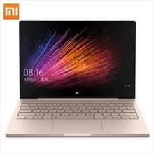 Xiaomi Mi Laptop Notebook Air English Windows 10 Intel Core M3-7Y30 CPU 4GB DDR3 RAM Intel GPU 12.5 inch display SATA SSD