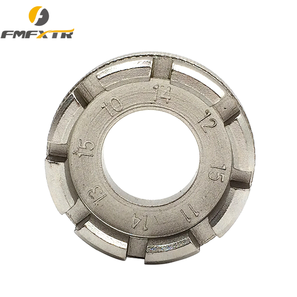 8 Way Bicycle Spoke Nipple Key Bike Cycling Wheel Rim Spanner Wrench Repair Tool