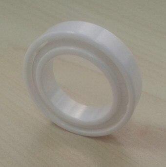 Roulement en céramique 6005 25x47x12mm roulements à billes Non magnétiques isolants PTFE Cage ABEC 3