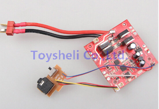 Rc Receiver Circuit Promotiononline Shopping For Promotional Rc