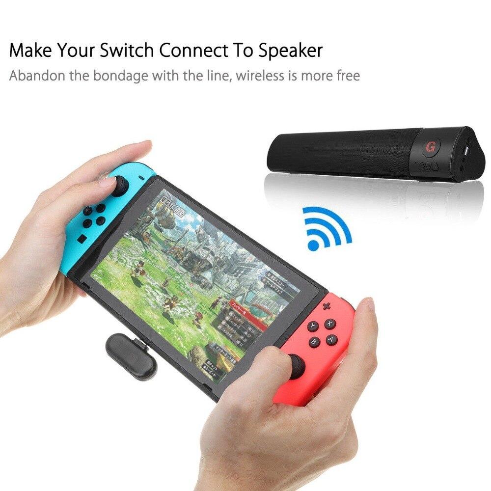 Gulikit Route + PRO sans fil CSR Bluetooth 2.1 + EDR type-c adaptateur USB émetteur-récepteur Audio pour Nintendo Switch - 4
