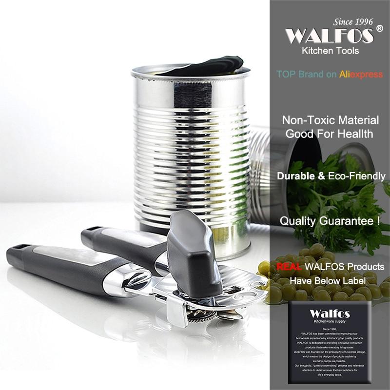WALFOS roestvrijstalen blikken opener van hoge kwaliteit - Keuken, eetkamer en bar - Foto 4