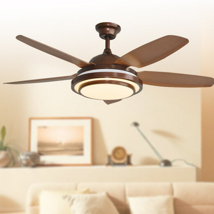 Lighting ceiling fan promotion shop for promotional lighting ceiling fan on for Bedroom ceiling fans with lights and remote