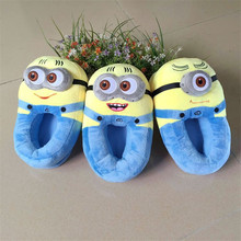 Minions Plush Slippers