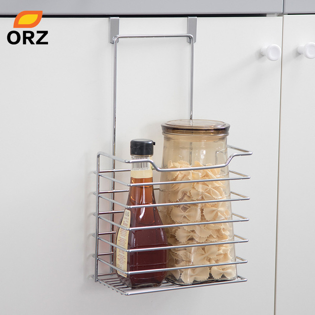 Betere ORZ Keuken Organizer Over De Kast Deur Mand Holder Home Office ND-17