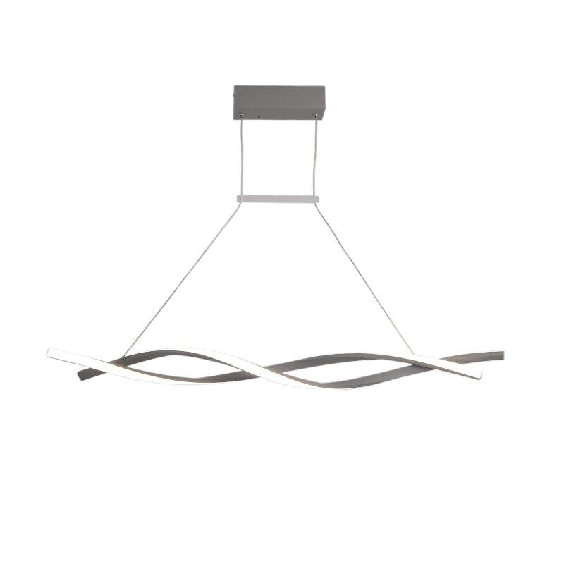 Подвесной светильник в скандинавском стиле с цветным зонтом, подвесной светильник для столовой, кухни, подвесной светильник E27, Домашний Св... - 6