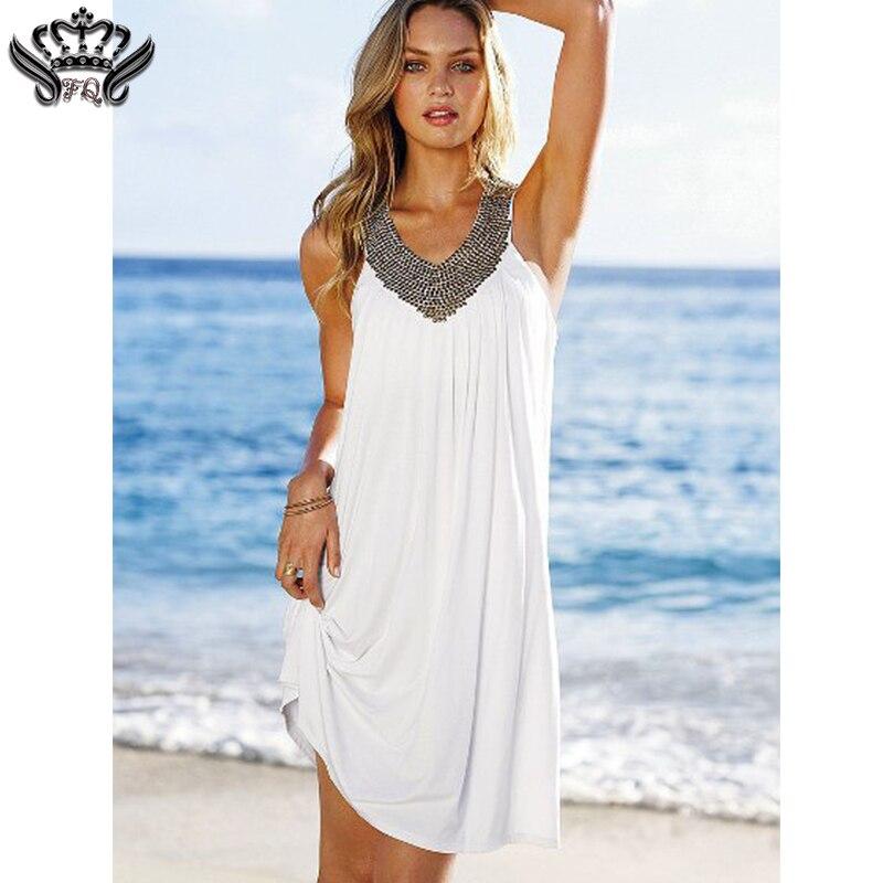 Sexy Party Dresses Women Evening Prom Club Dress Hollow Out Backless Summer Dress 2018 Vestido Casual Beach Dress Plus Size Boho 4