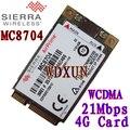 De alta velocidad 3G/4G Sierra AirPrime MC8704 y MC8705 HSPA + módulos