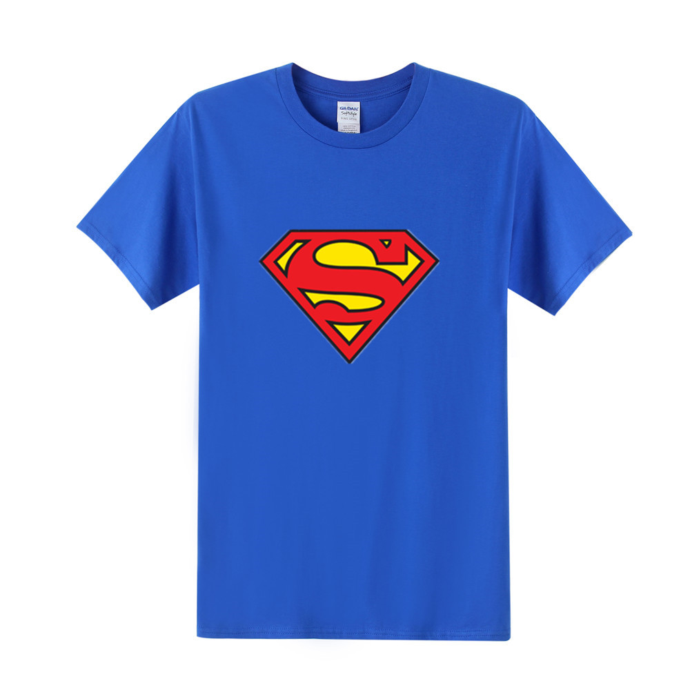 casual superman t shirt 21 types. Black Bedroom Furniture Sets. Home Design Ideas