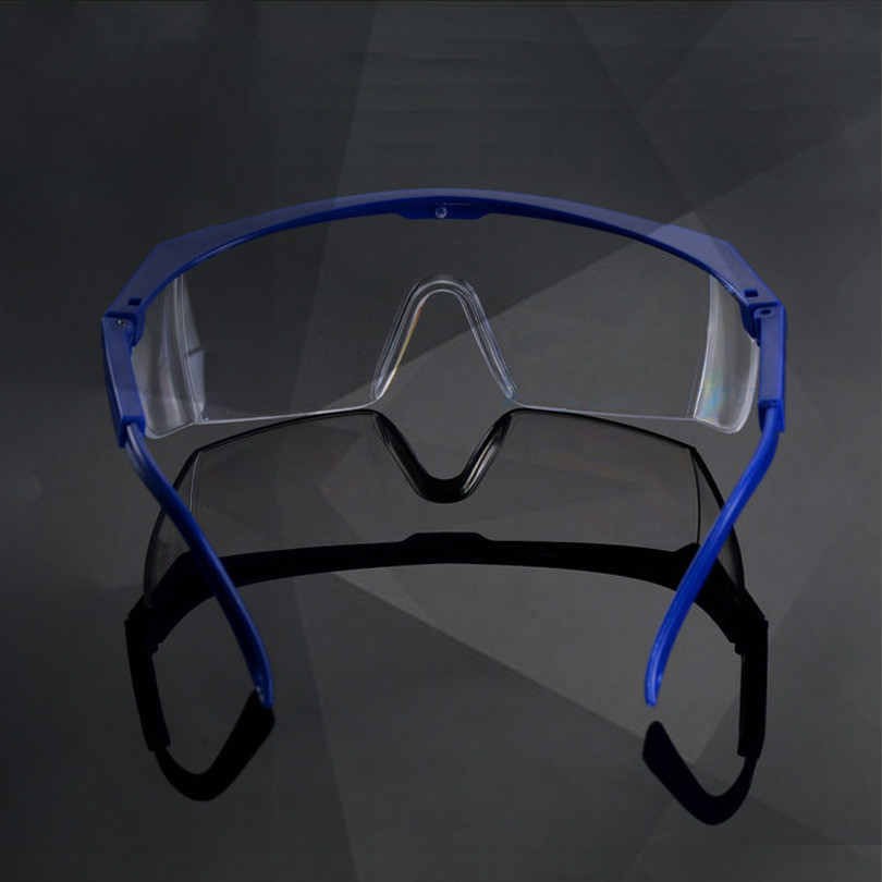 New Medical Goggles With Clear Protective Glasses Used As Eyes Protection