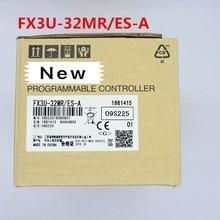 1 год гарантии новый оригинальный в коробке FX3U-16MR/ES-A FX3U-16MT/ES-A FX3U-32MR/ES-A FX3U-32MT/ES-A
