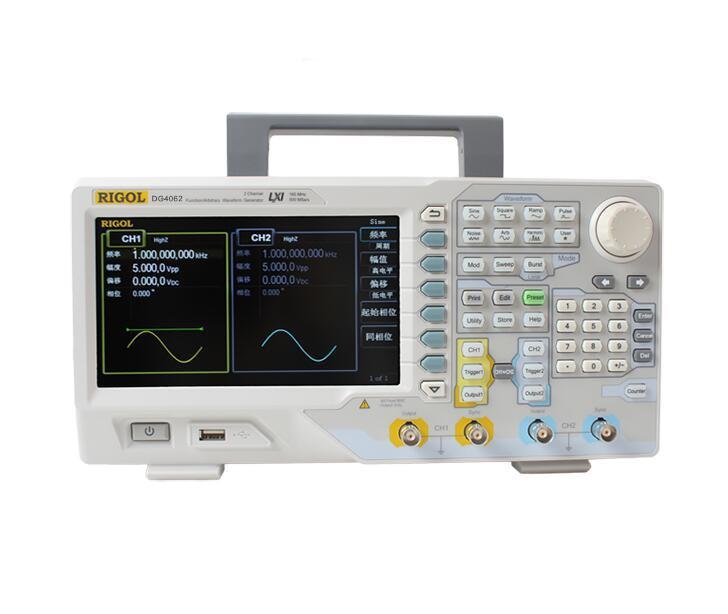 RIGOL DDS Function/Arbitrary Waveform Generators DG4062 60MHz 2CH 50MhSa 14bits
