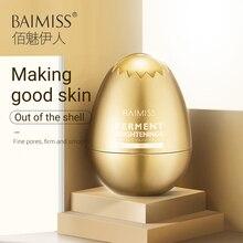 BAIMISS Face Cream Face Mask Ferment Whitening Anti Aging Firming Moisturizing Yarn Cream Acne Treatment Fine Lines Skin Care