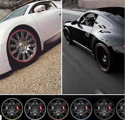 8 metra / zvitek 3M avto pnevmatika za avtomobile, dekorativna - Zunanja dodatna oprema za avtomobile - Fotografija 2